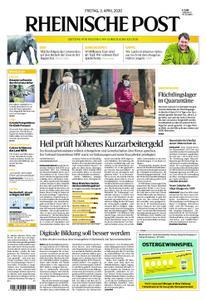 Rheinische Post – 03. April 2020