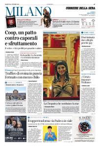 Corriere della Sera Milano – 15 ottobre 2019