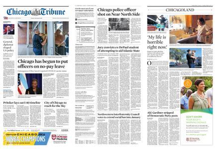 Chicago Tribune – October 19, 2021
