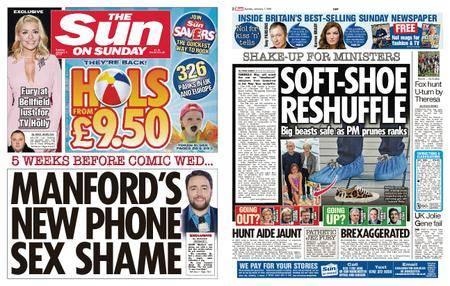 The Sun UK – 07 January 2018