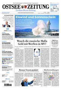 Ostsee Zeitung Wolgast - 19. März 2018
