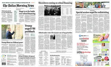 The Dallas Morning News – May 23, 2017