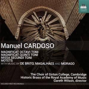 Gareth Wilson - Manuel Cardoso: Magnificat Octavi Toni, Magnificat Quinti Toni, Missa Secundi Toni, Motets (2018)