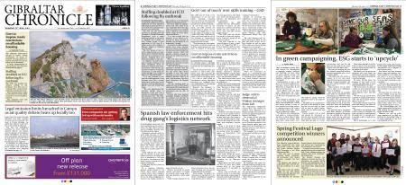 Gibraltar Chronicle – 19 April 2018