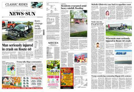 Lake County News-Sun – June 01, 2018