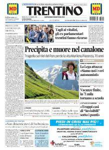 Trentino - 9 Settembre 2018