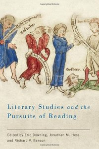 Literary Studies and the Pursuits of Reading