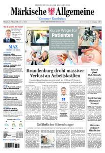Märkische Allgemeine Zossener Rundschau - 13. Februar 2019