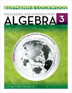 Prealgebra and Introductory Algebra: An Applied Approach, 3rd edition (Repost)