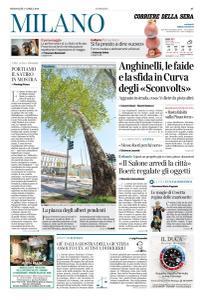 Corriere della Sera Milano - 17 Aprile 2019