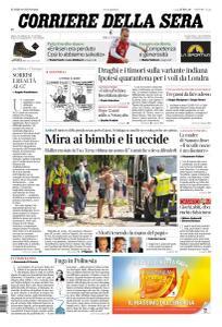 Corriere della Sera - 14 Giugno 2021
