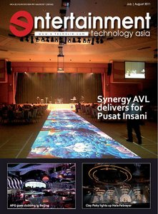 Entertainment Technology Asia - July-August 2011