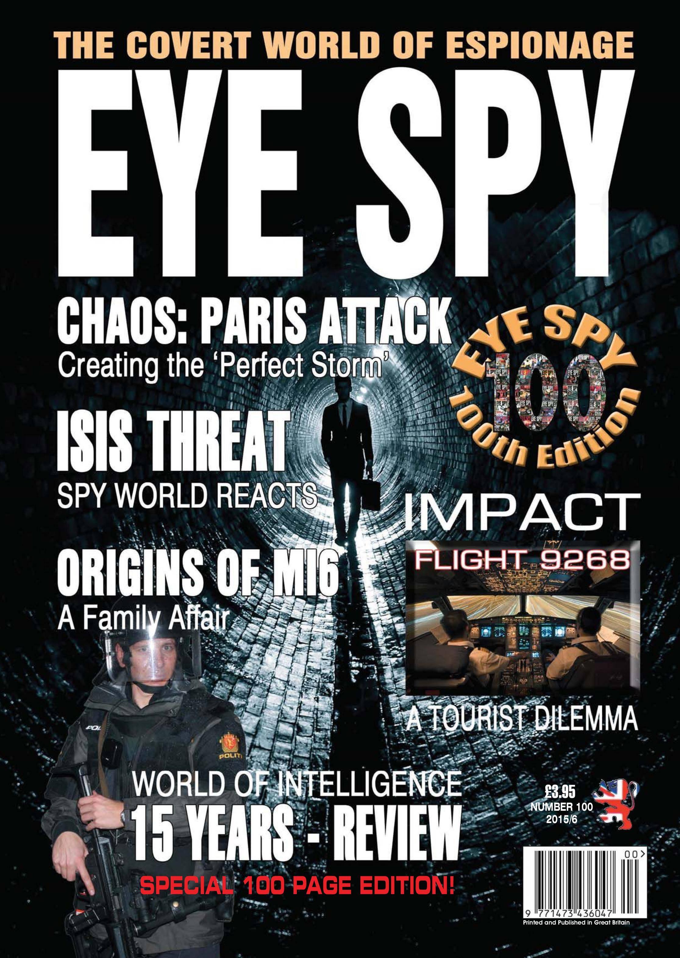 Eye Spy - December 2015