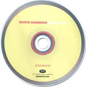 David Sanborn - Only Everything (2010) {Decca}