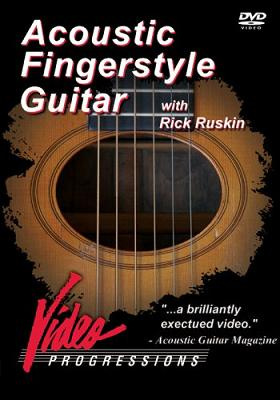 Acoustic Fingerstyle Guitar with Rick Ruskin