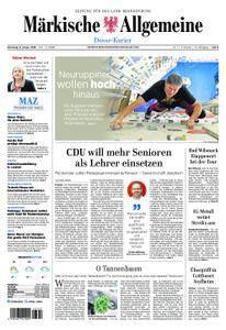 Märkische Allgemeine Dosse Kurier - 09. Januar 2018