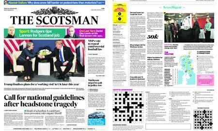 The Scotsman – January 26, 2018