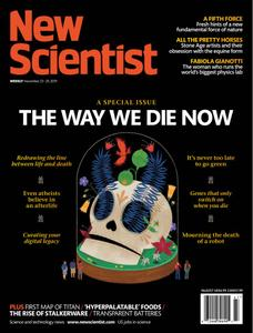 New Scientist - November 23, 2019