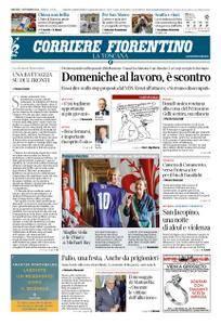 Corriere Fiorentino La Toscana – 11 settembre 2018