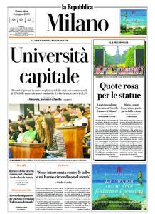 la Repubblica Milano – 02 giugno 2019