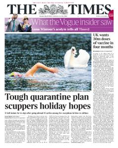 The Times - 18 May 2020