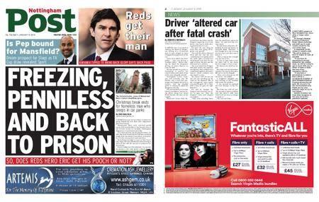 Nottingham Post – January 09, 2018
