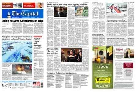 The Capital – January 09, 2018