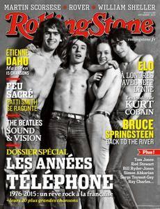 Rolling Stone France - décembre 2015
