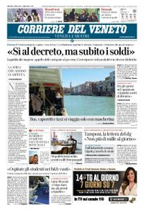 Corriere del Veneto Venezia e Mestre – 07 aprile 2020