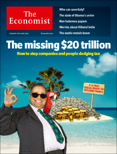 The Economist, for Kindle - Feb 16th - 22nd 2013