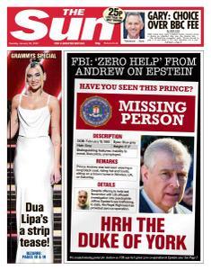 The Sun UK - 28 January 2020