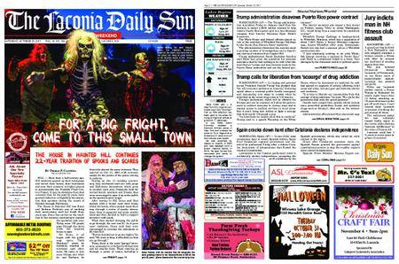 The Laconia Daily Sun – October 28, 2017