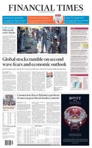 Financial Times Europe - June 12, 2020