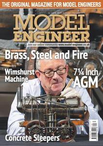 Model Engineer - 25 October 2019