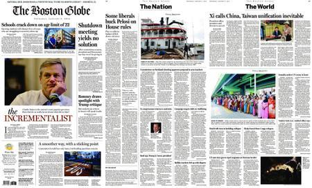 The Boston Globe – January 03, 2019
