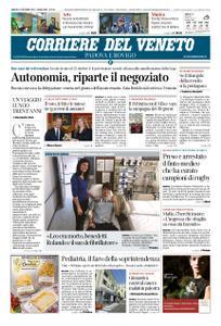 Corriere del Veneto Padova e Rovigo – 19 ottobre 2019