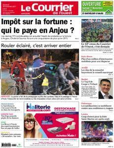 Le Courrier de l'Ouest Angers - 10 novembre 2017