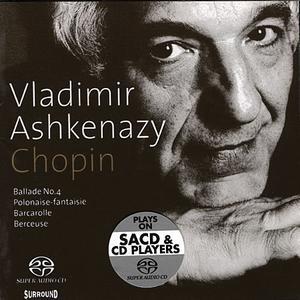 Vladimir Ashkenazy - Chopin (2003) [SACD] PS3 ISO