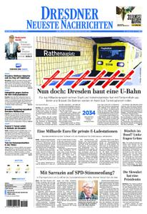 Dresdner Neueste Nachrichten - 01. April 2019