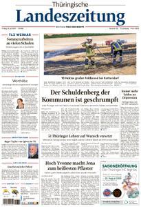 Thüringische Landeszeitung – 26. Juli 2019