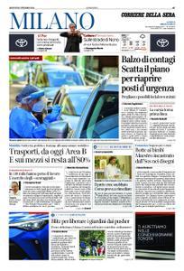 Corriere della Sera Milano – 15 ottobre 2020