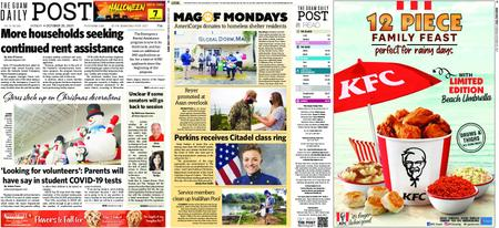 The Guam Daily Post – October 25, 2021