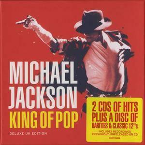 Michael Jackson - King Of Pop (2008)