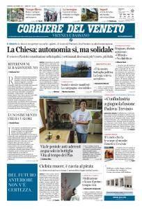 Corriere del Veneto Vicenza e Bassano - 8 Ottobre 2017