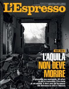 L'Espresso N.14 - 31 Marzo 2019