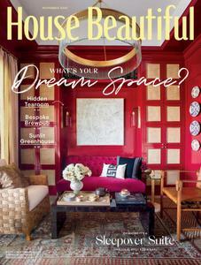 House Beautiful USA - November 2020
