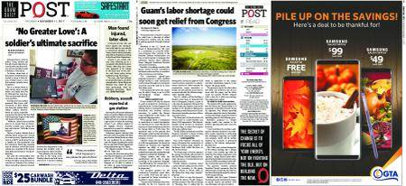 The Guam Daily Post – November 11, 2017