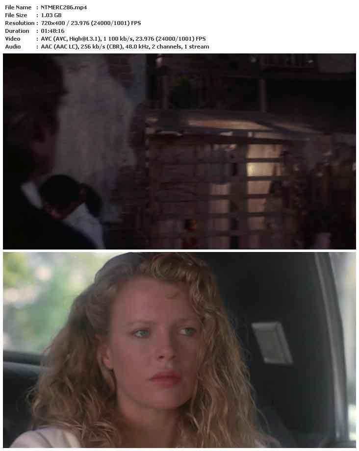 No Mercy (1986)