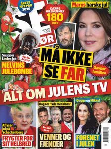 SE og HØR – 21. december 2020