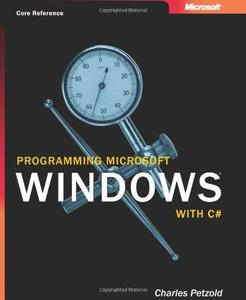 Programming Microsoft  Windows with C# (Repost)